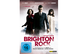 Brighton Rock Drama DVD