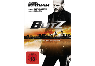 Blitz - Cop-Killer vs. Killer-Cop Thriller DVD