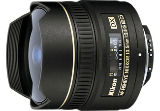 NIKON AF-S DX FISHEYE NIKKOR 10.5MM F/2.8G IF-ED