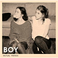 The Boy - Mutual Friends (Limited Edition) [CD]