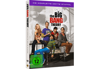 The Big Bang Theory - Staffel 3 Komödie DVD
