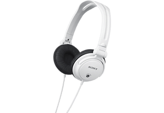 SONY MDR-V150 - Casque (On-ear, Blanc)