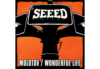 Seeed - Molotov/Wonderful Life - (Maxi Single CD)