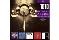 Toto - 5 ORIGINAL ALBUM SERIES - ORIGINAL ALBUM CLASSICS [CD]