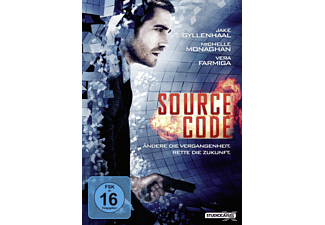 Source Code Action DVD