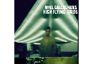 Noel Gallagher - Noel Gallagher's High Flying Birds (Deluxe Edition) - (CD + DVD Video)