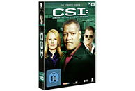 CSI: Crime Scene Investigation - Staffel 10 [DVD]