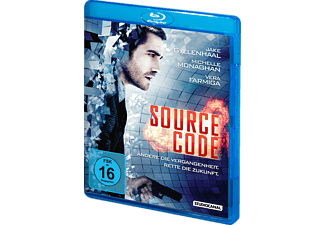 Source Code Action Blu-ray