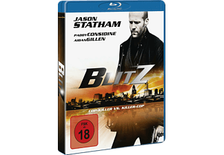 Blitz - Cop-Killer vs. Killer-Cop Thriller Blu-ray