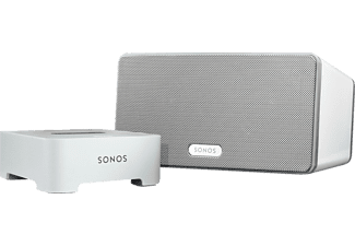 Altavoz multiroom - Sonos Play 3 Blanco