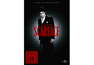 Scarface Platinum Edition - (DVD)