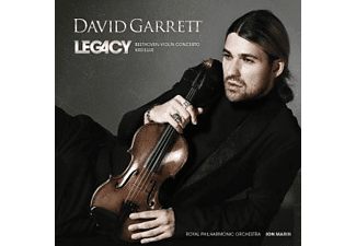 David Garrett LEGACY Soloinstr. CD