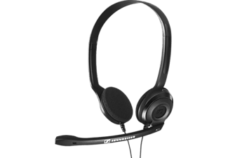 SENNHEISER PC 3 CHAT Casque audio Noir
