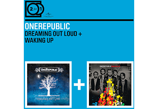 Onerepublic 2 For 1: Dreaming Out Loud/Waking Up Rock CD