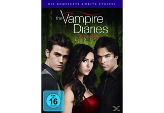 The Vampire Diaries - Staffel 2 Mystery DVD