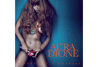 Aura Dione BEFORE THE DINOSAURS (ENHANCED) Pop CD EXTRA/Enhanced