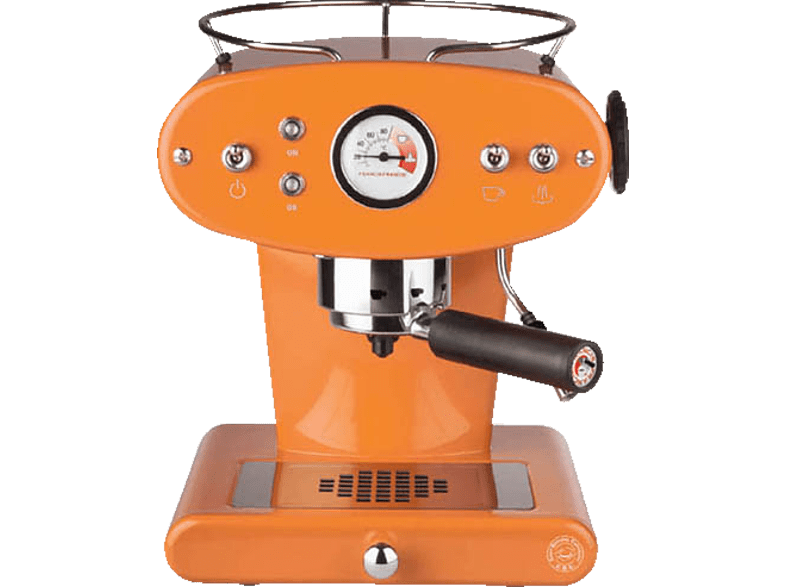 FRANCIS-FRANCIS 6144 X1 Trio Espressomaschine Orange
