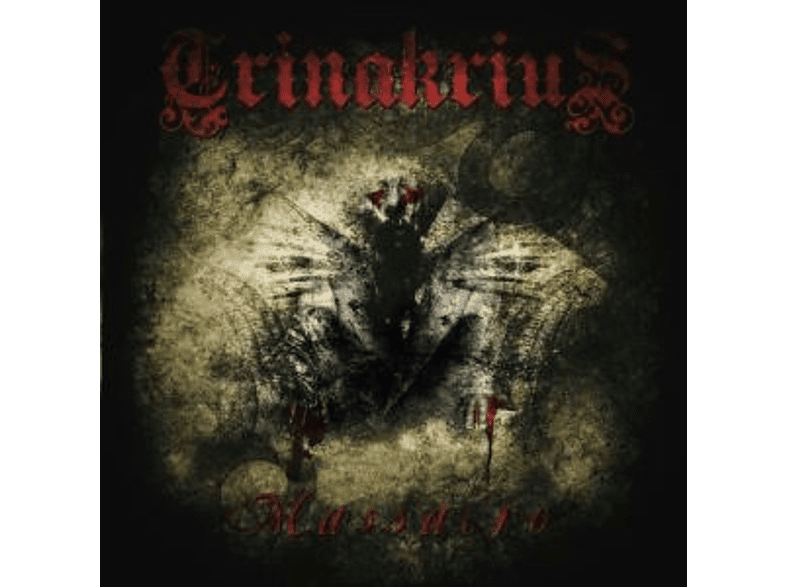 Trinakrius - Massacro [CD]
