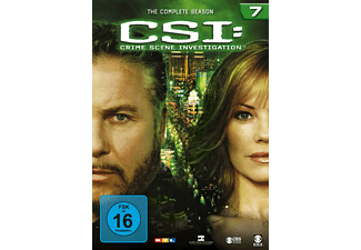 CSI: Crime Scene Investigation - Staffel 7 Krimi DVD