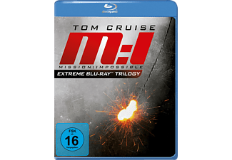 Mission: Impossible I - III – Extreme Trilogy Bluray Box - (Blu-ray)