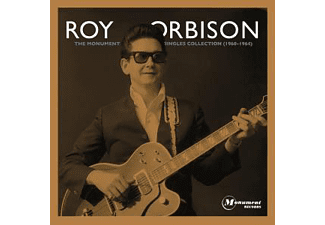 Roy Orbison - The Monument Singles Collection (1960-1964) - (Vinyl)