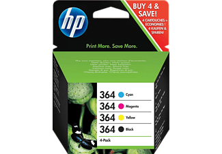 HP SD534EE CYMK 364 COMBO-PACK
