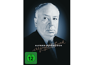 Alfred Hitchcock Collection (6 DVDs) Box Thriller DVD
