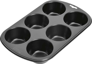 W. F. KAISER 646244 Muffin World, Maxi-Muffinform 6er