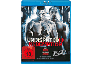 Undisputed III: Redemption - (Blu-ray)