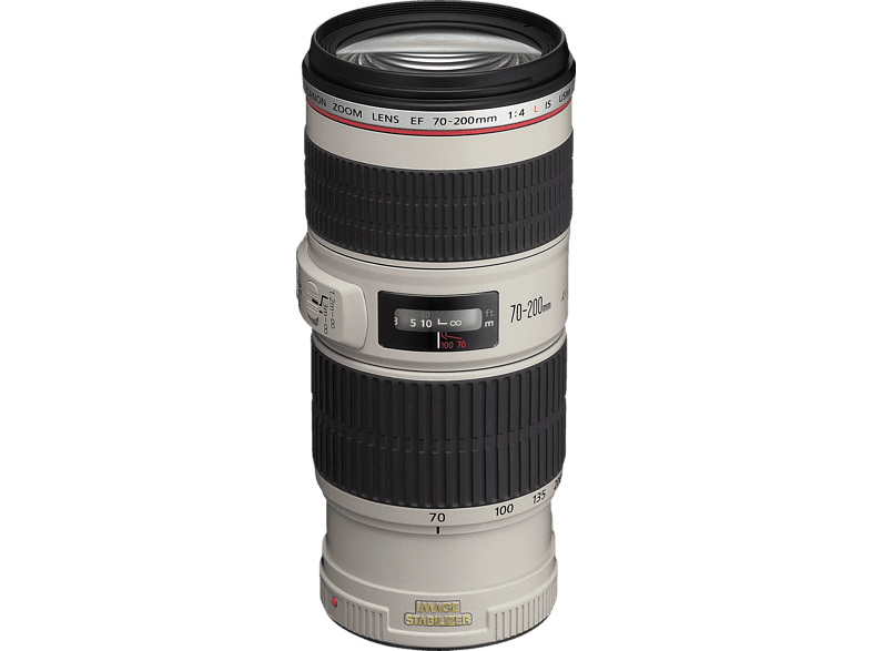 CANON EF 70-200mm f/4 L IS USM  , 70 mm - 200 mm
