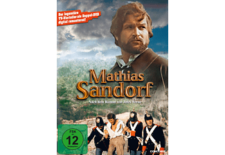 Mathias Sandorf - (DVD)