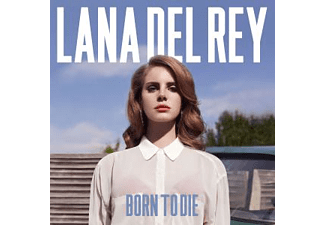 Lana Del Rey BORN TO DIE Pop CD