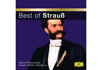 VARIOUS - Best Of Strauss (Cc) - (CD)
