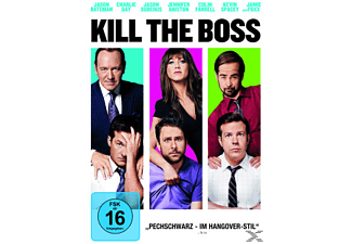 Kill the Boss Komödie DVD
