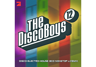 The Disco Boys - The Disco Boys Vol.12 - (CD)