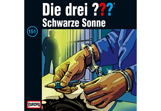 SONY MUSIC ENTERTAINMENT (GER) Die drei ??? 151: Schwarze Sonne