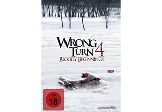 Wrong Turn 4 - (DVD)