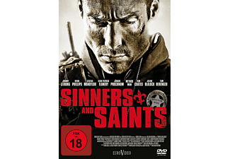 Sinners and Saints - (DVD)