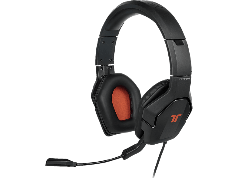 MAD CATZ  Trigger Stereo Wired Headset , Gaming Headset, Schwarz | 00728658030728
