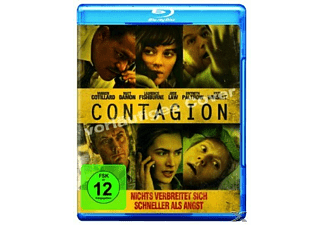 Contagion Science Fiction Blu-ray
