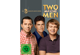 Two and a half Men - Die komplette 8. Staffel - (DVD)