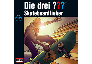 SONY MUSIC ENTERTAINMENT (GER) Die drei ??? 152: Skateboardfieber