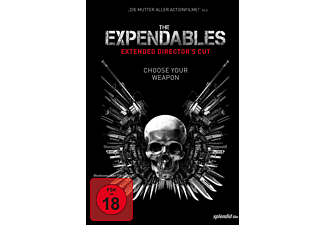The Expendables - Extended Version Action DVD