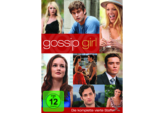 Gossip Girl - Staffel 4 Drama DVD