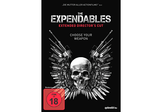 The Expendables Extended Version - (DVD)