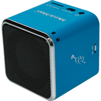 TECHNAXX Mini Musicman Soundstation 3530 Dockingstation, Blau