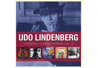 Udo Lindenberg, Das Panikorchester - ORIGINAL ALBUM SERIES 2 - (CD)
