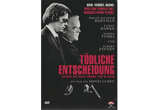 Tödliche Entscheidung - Before the Devil Knows You´re Dead - (DVD)