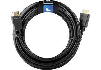 SPEEDLINK High Speed HDMI Kabel 5m