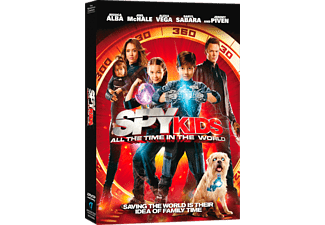 SPY KIDS 4 3-D | DVD